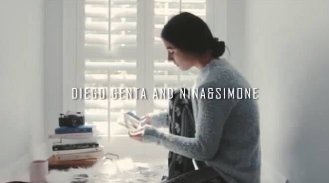 """""""Dewdrops"""" di Diego Genta e Nina& Simone"""