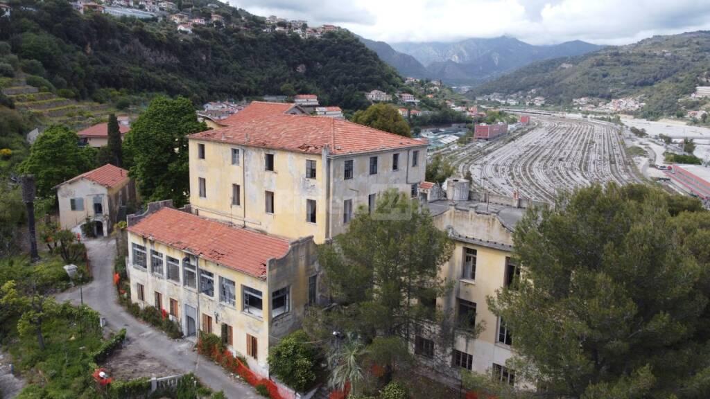 ex convento Frati Maristi Ventimiglia