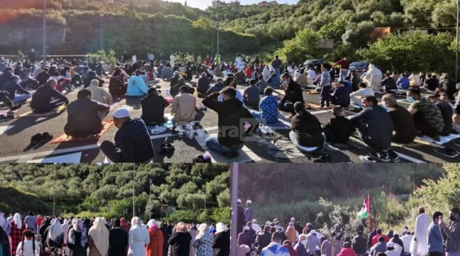 Festa fine ramadan oneglia