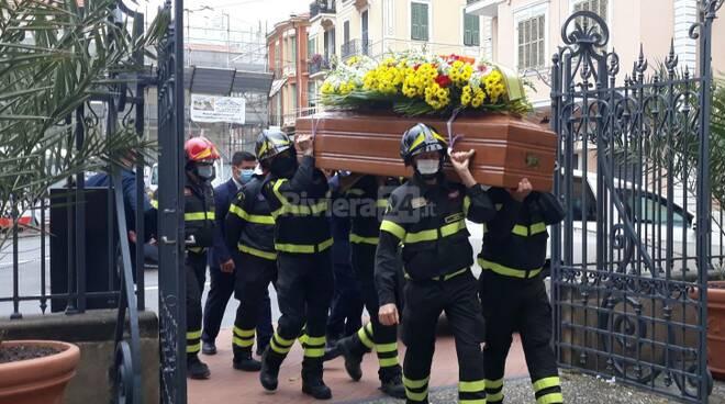 Funerale di Giorgio Luzzi