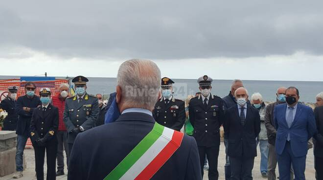 commemorazione marinaio emanuele aicardi