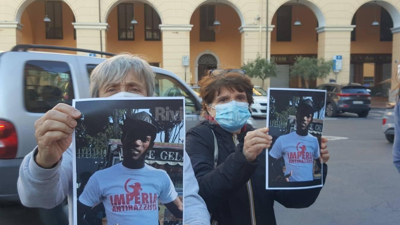 Imperia antirazzista chiede giustizia per Baldi Moussa
