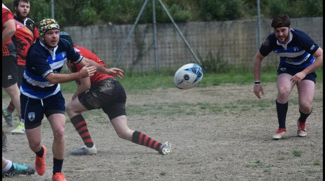 Imperia Rugby e Union Riviera Rugby