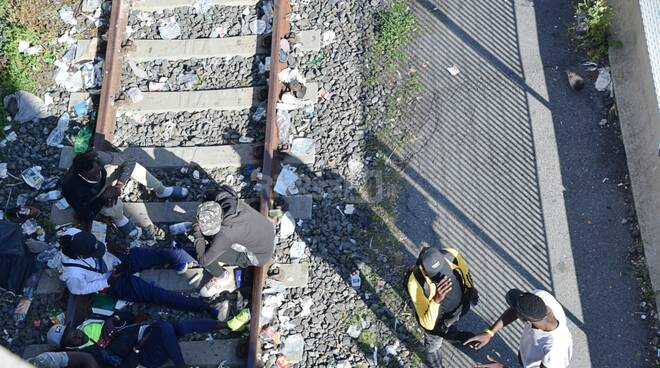 Migranti Ventimiglia