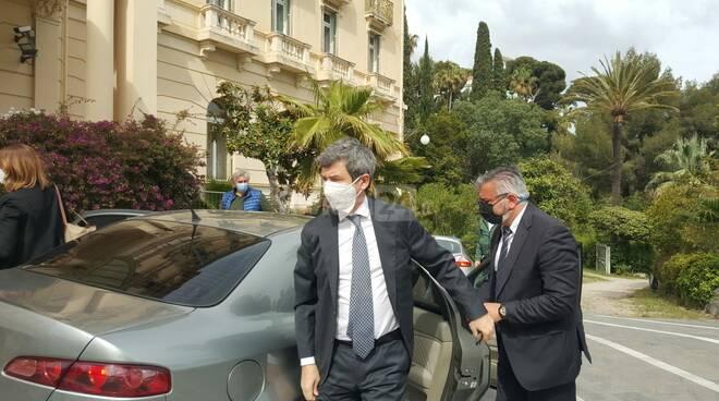 Ministro Andrea Orlando a Imperia