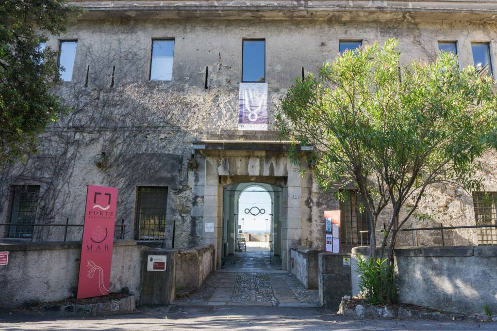 """Museo """"Girolamo Rossi"""" Mar"""