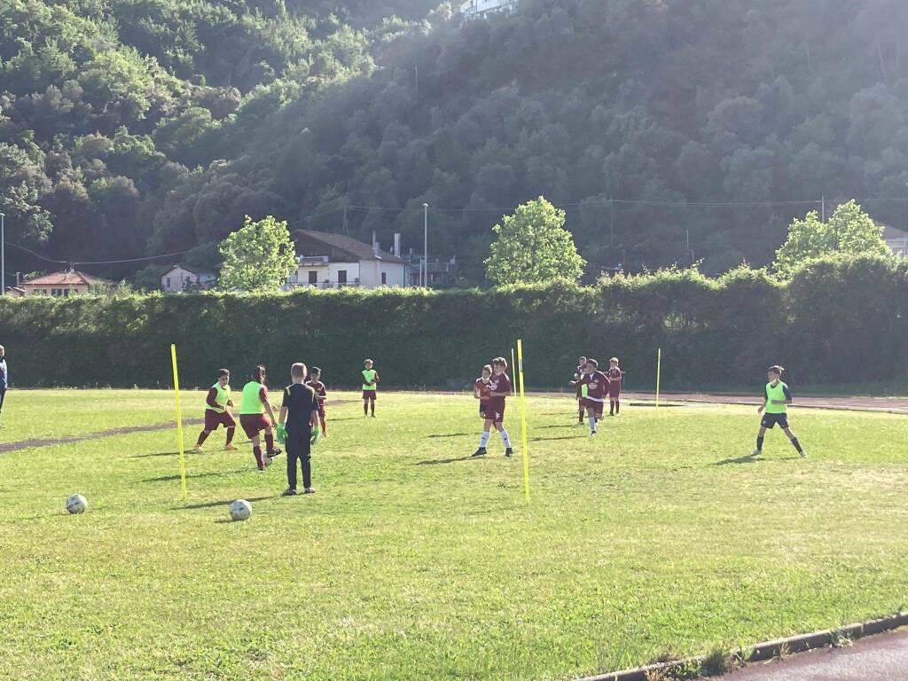 Polisportiva Vallecrosia Academy amichevoli