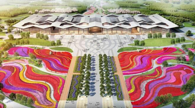 riviera24 - China Flower Expo 2021