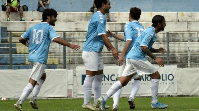 riviera24 - Sanremese vs Sestri Levante