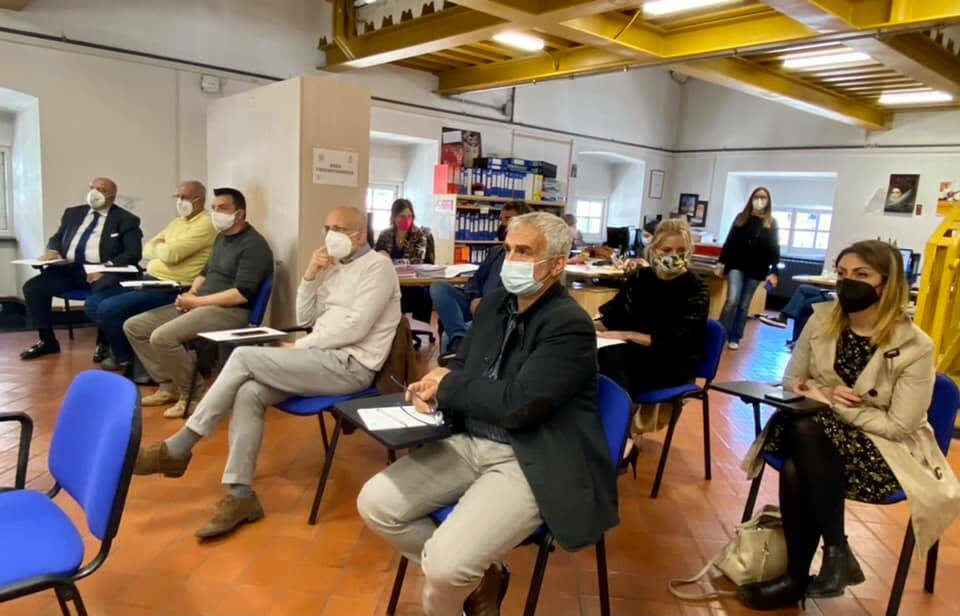 """Task force Psr di Anci Liguria"""