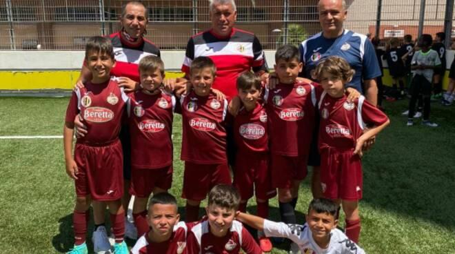 2012 della Polisportiva Vallecrosia Academy