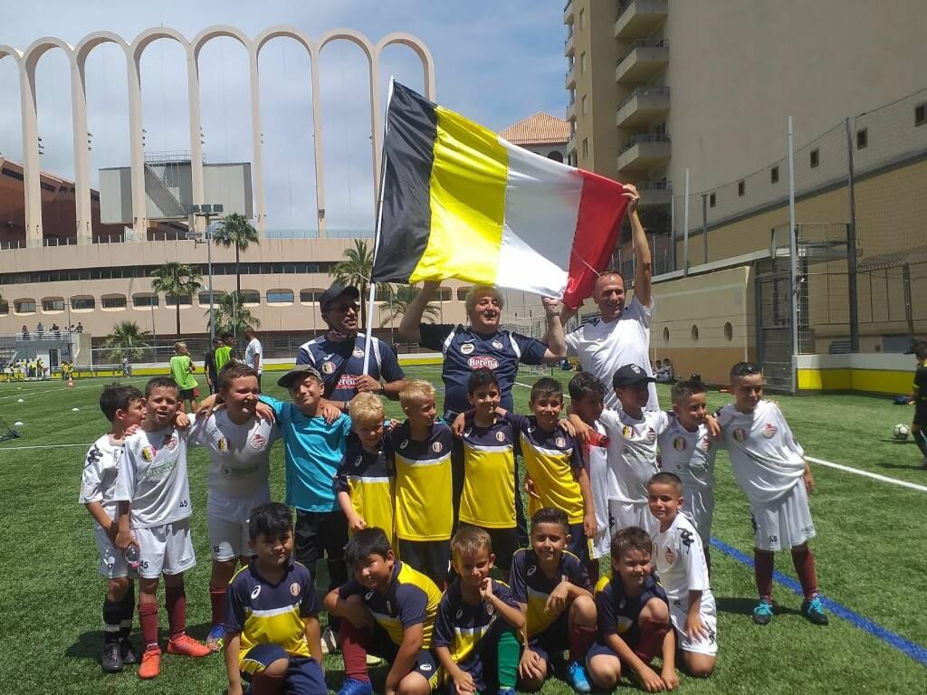 2013-2014 e 2015 Vallecrosia Academy