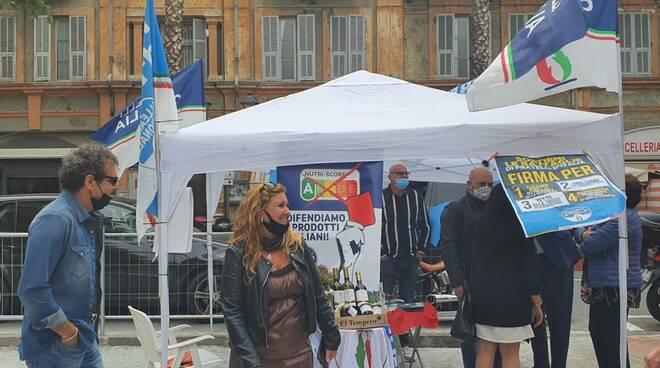 campagna tesseramenti fratelli d'Italia