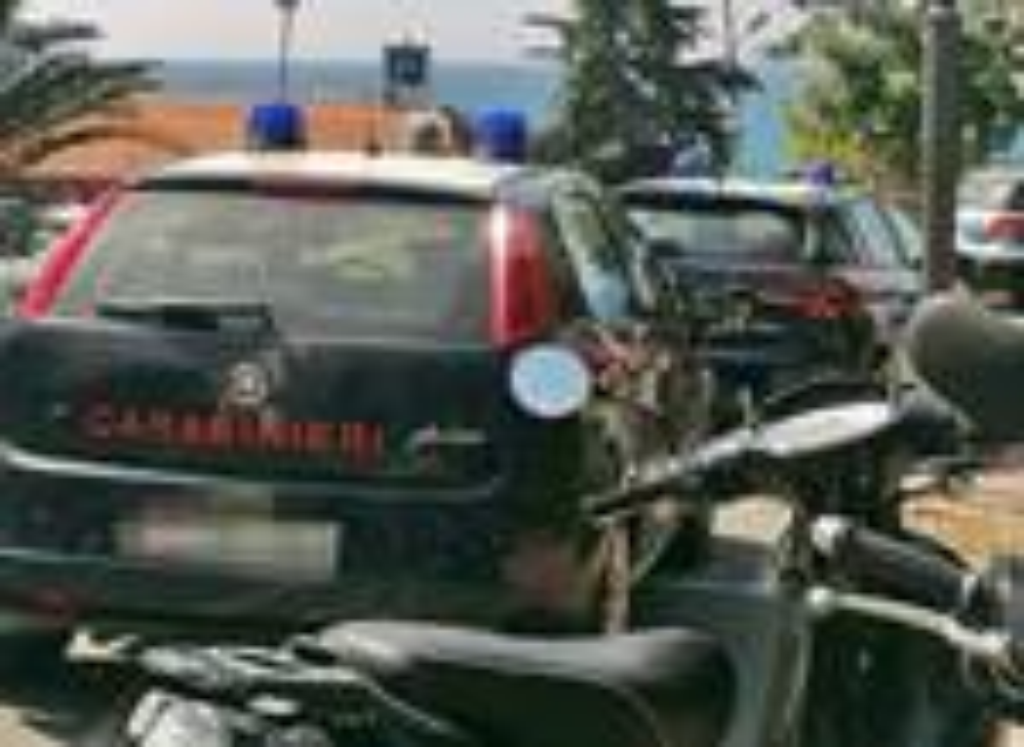 carabinieri per minore ospedaletti