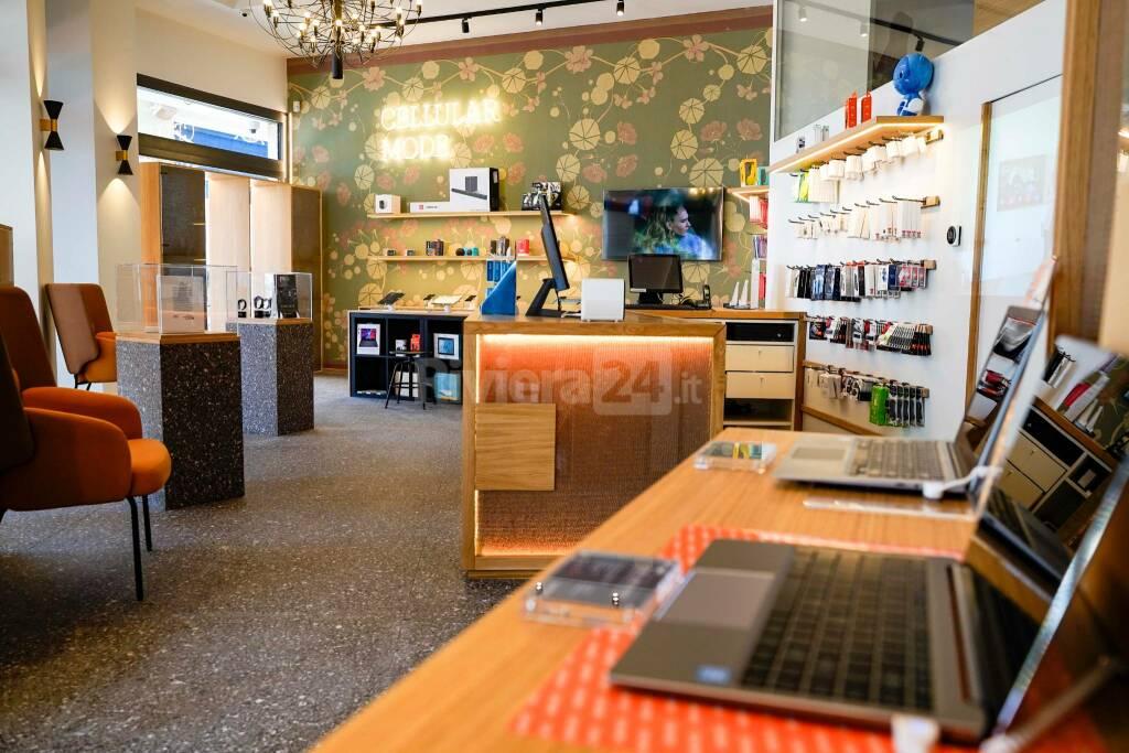 Cellular Mode si allarga, apre a Bordighera il nuovo store del gruppo