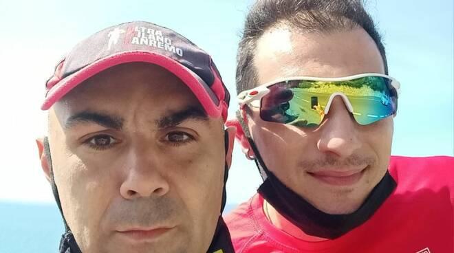 Cristian Mallardo e Luca Berardi