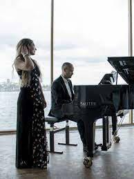 Cristina Hjort Bjerre e Jan Mygind