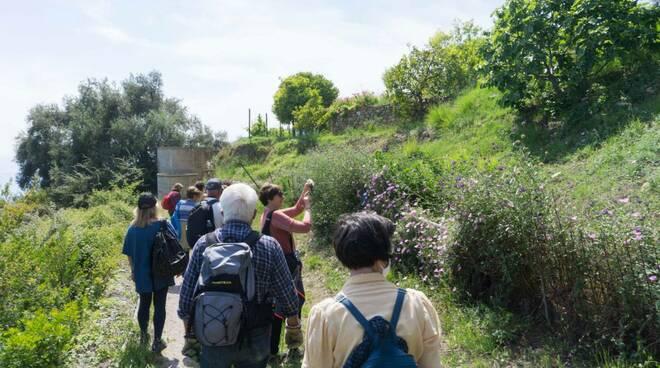"""Escursioni didattiche sulla """"Via Iulia Augusta"""""""