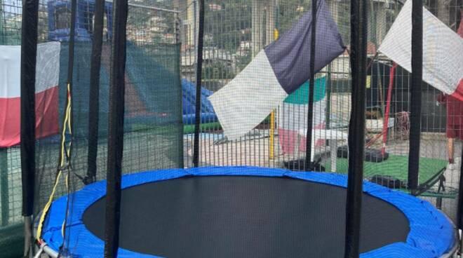Estate alla Polisportiva Vallecrosia Academy