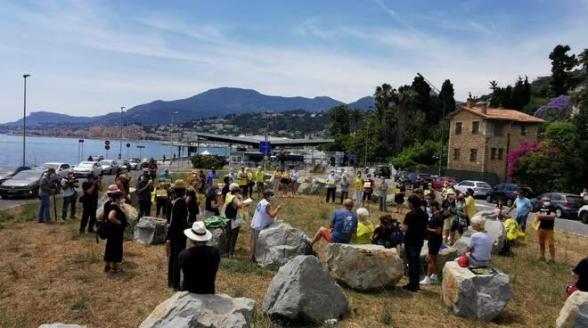 Frontiera di Ventimiglia, Giornata Mondiale del Rifugiato