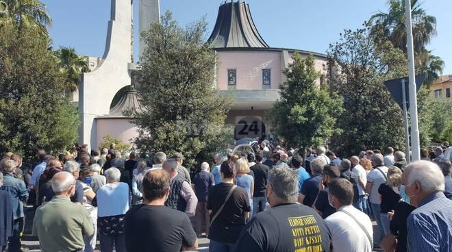 funerale fabio rovere