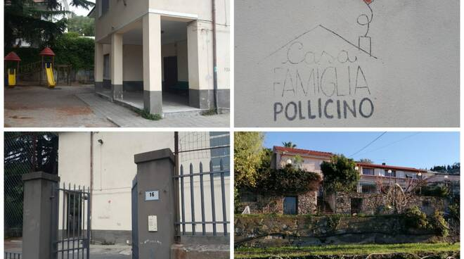 pollicino collage
