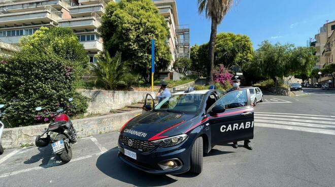 controlli carabinieri ruffini vieusseux