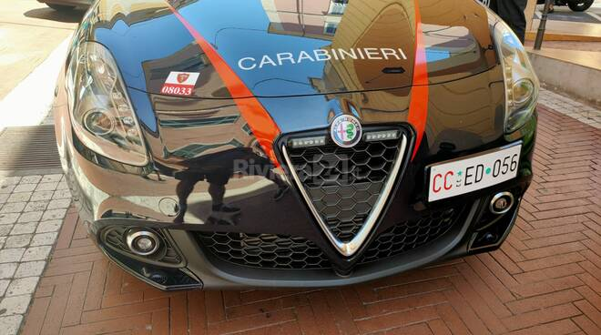 controlli carabinieri greenpeace