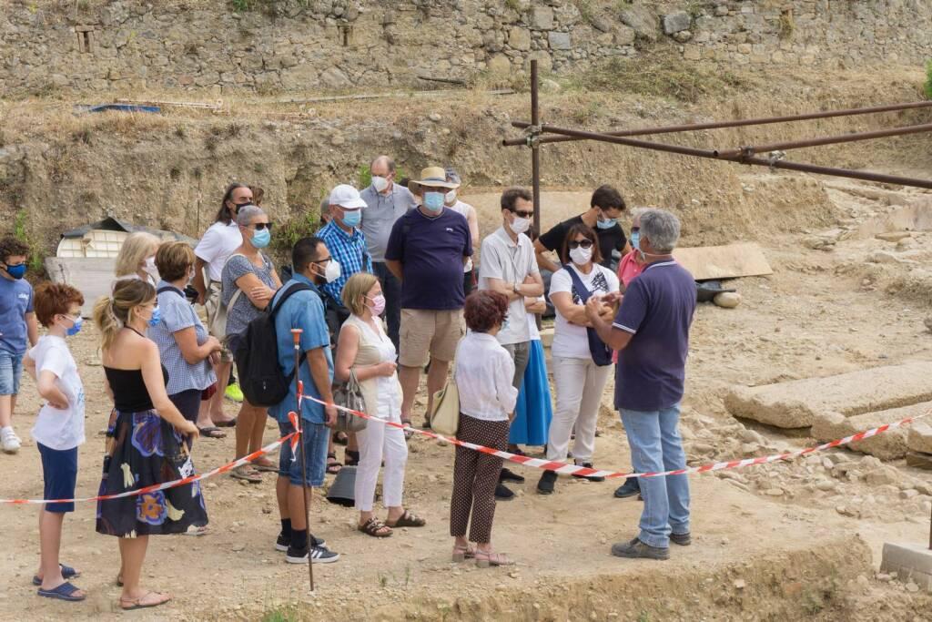 Giornate europee dell'archeologia a Ventimiglia