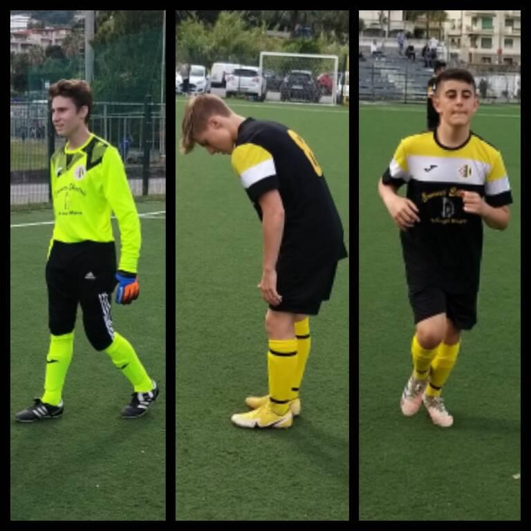 Giovanissimi 2006 di Polisportiva Vallecrosia Academy