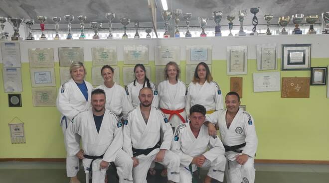Judo Club Sakura Arma di Taggia ju-jitsu