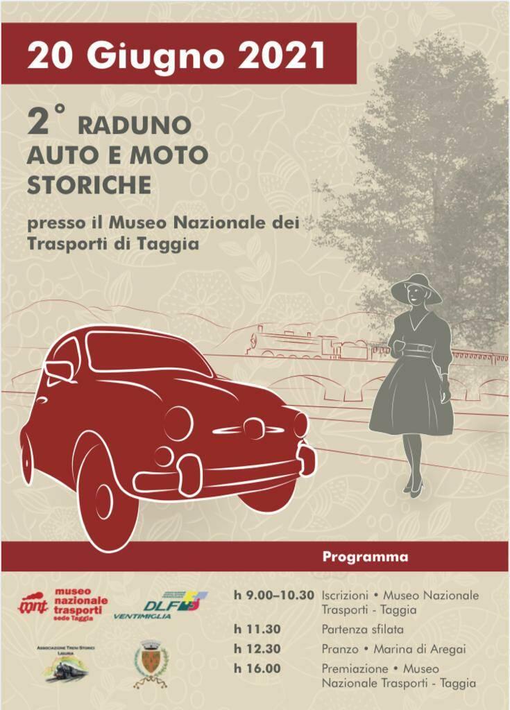 Raduno di auto e moto storiche Taggia