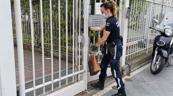 riviera24 - 118 ambulanza commissariato polizia