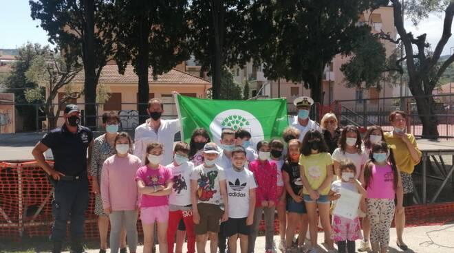 riviera24 - bandiera verde diano marina