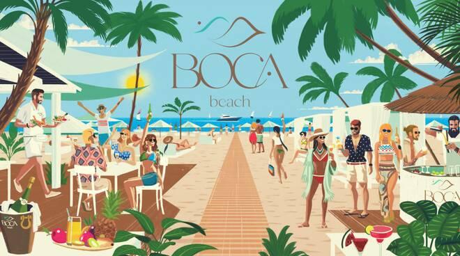 Riviera24- Boca Beach Sanremo