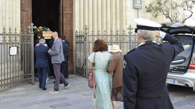 riviera24 - Maria Caterina Rembado Suetta funerale