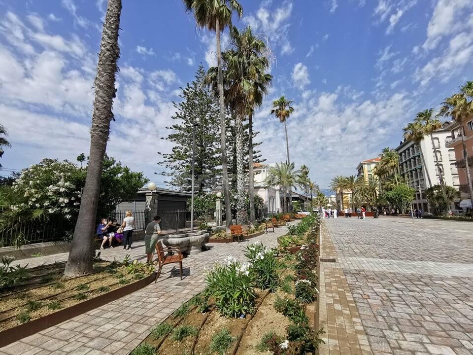 riviera24 - piazza eroi bordighera
