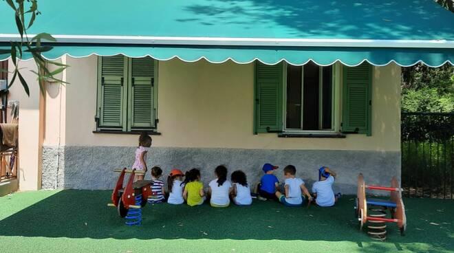Riviera24- scuola infanzia bevera