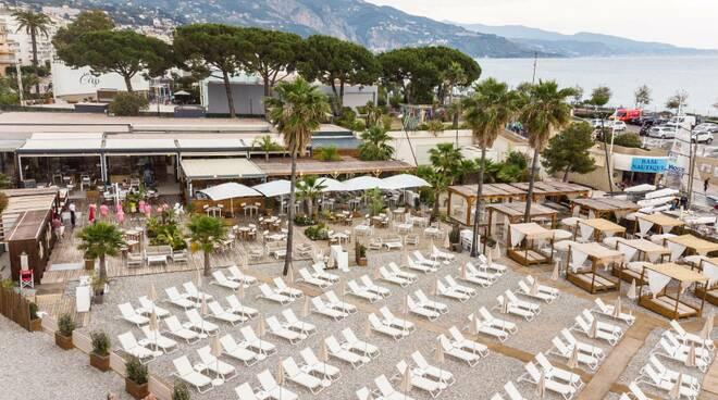 Solenzara Beach Club mentone