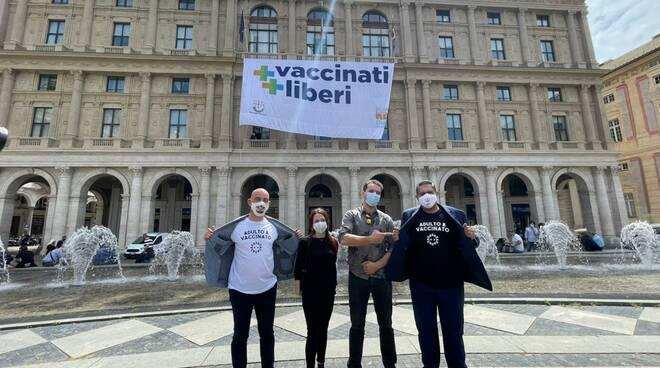 'Vaccinati e Liberi'