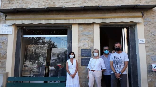Vallebona, ufficio polifunzionale  'Boteguita 2.0'