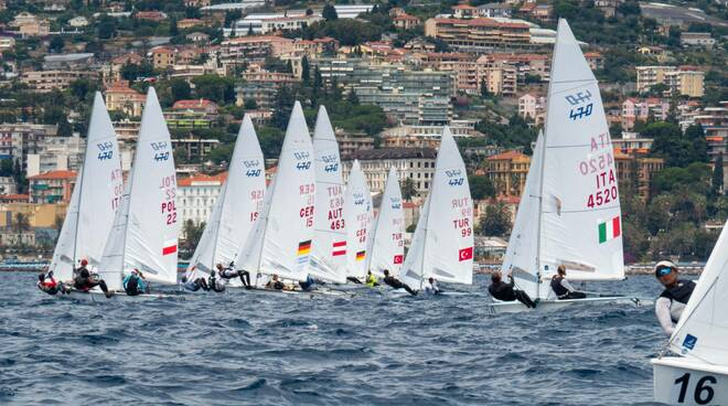 470 World Junior Championship