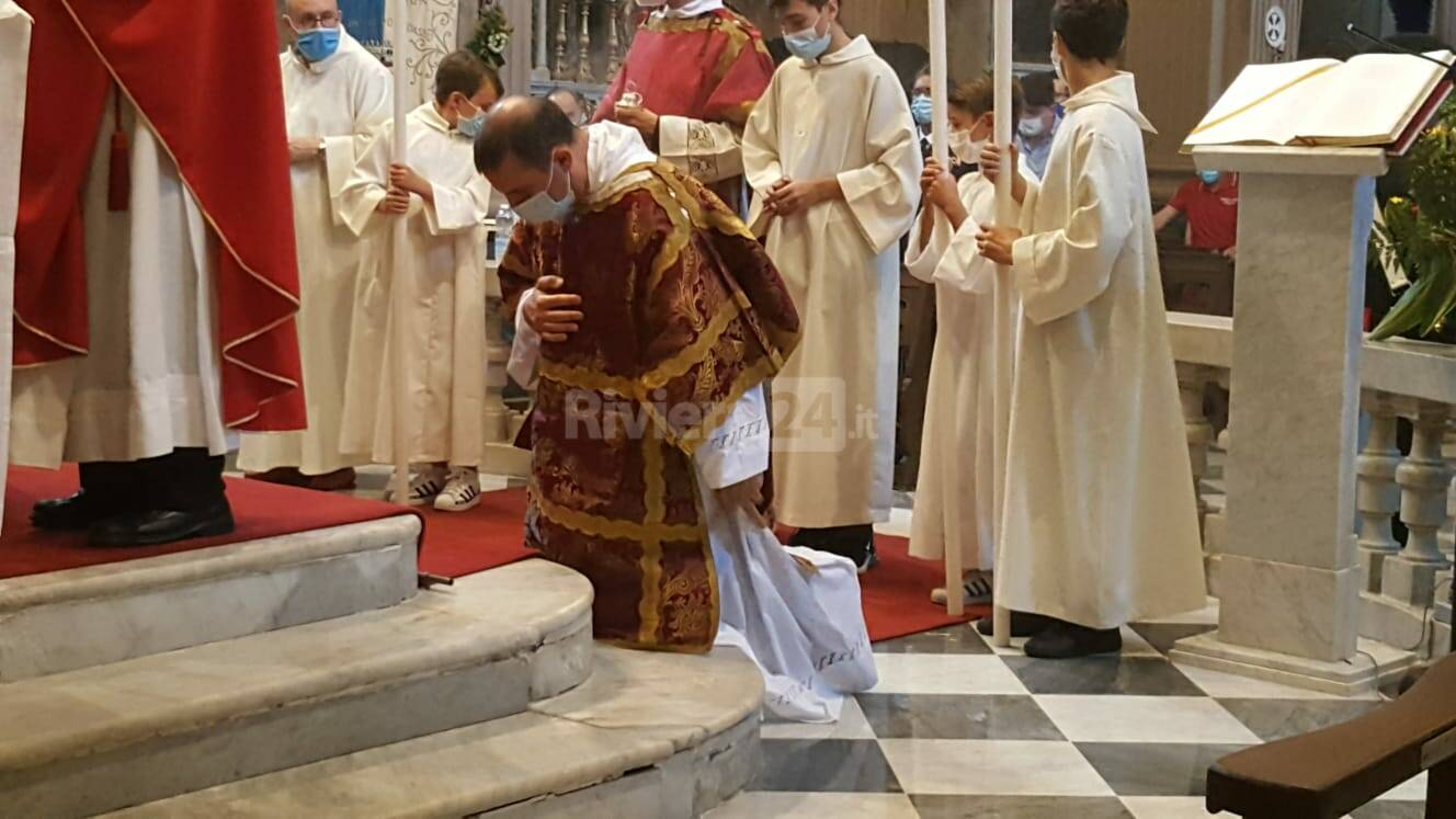 A Pontedassio la festa patronale di Santa Margherita di Antiochia