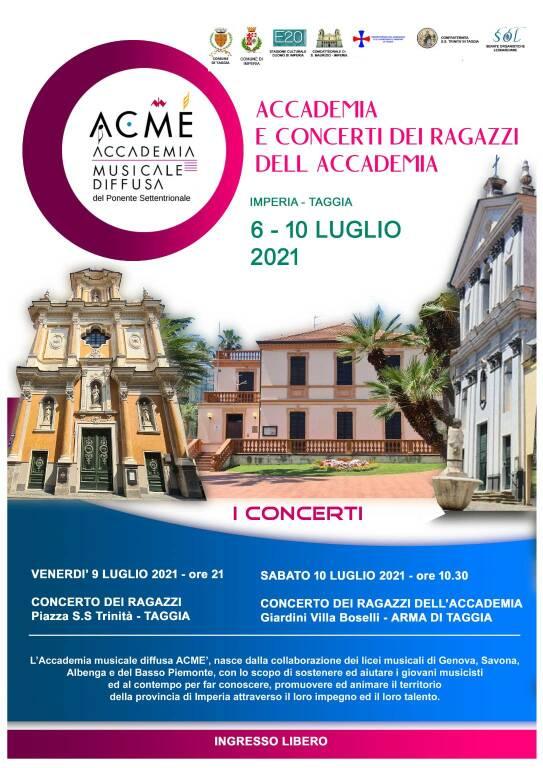 Academia Musicale Acmé