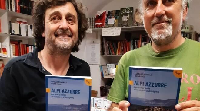 """""""Alpi Azzurre. Dal colle di Tenda all'entroterra di Bordighera"""""""