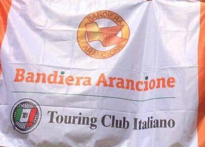 Bandiera Arancione