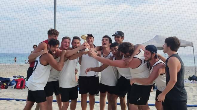 Black Corsair Liguria Beach Handball