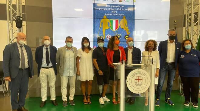 Campionato Italiano di Calcio Amputati