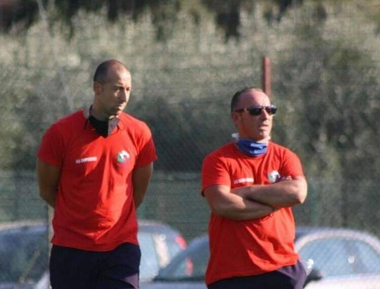Carmelo Luci e Lorenzo Messineo
