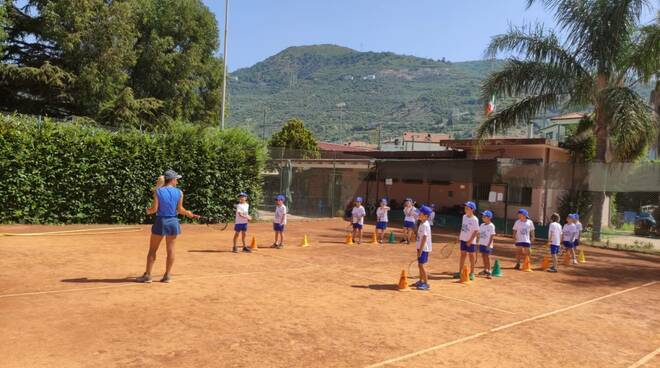 Educamp Taggia & Valle Argentina